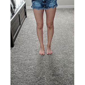 women pockets denim shorts