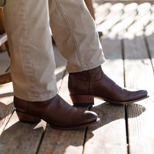Amazon Com Tecovas Men S The Cartwright Cowboy Boot