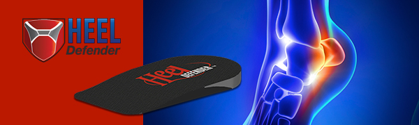 Heel Defender Orthotics