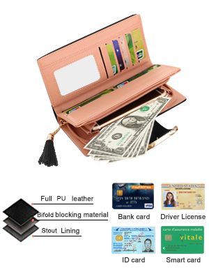 women wallet for cards