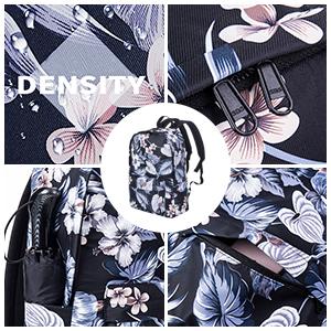 fashion floral backpack