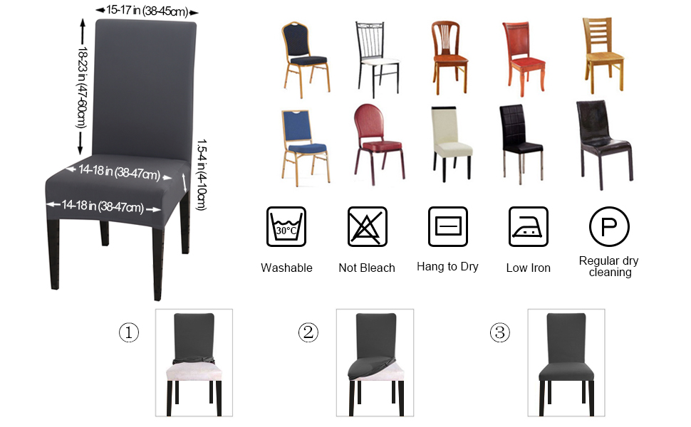 Super Fit Chair Cover