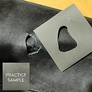 Car Seat Sofa Leather Repair Coats Holes Scratch Tools Leather Kit DE Re S3Z7