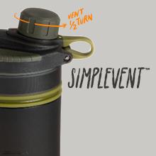 SimpleVent Cap