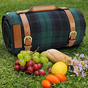 durable portable picnic mat
