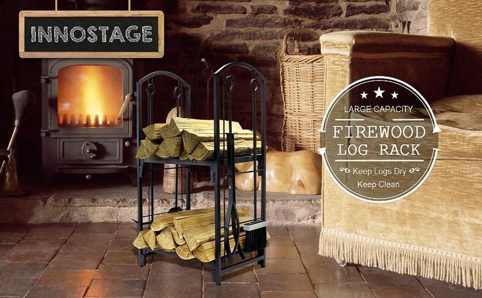 fireplace tools kit