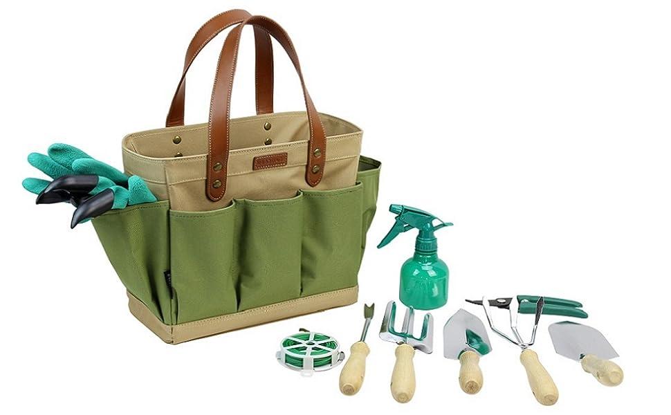 gardening hand tools set