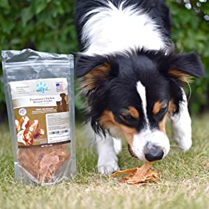 chicken jerky for dogs, dog treats made in usa only, best treats for small dogs