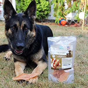 best treats for large dogs, natural dog treat, organic dog