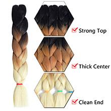 crochet hair box braids