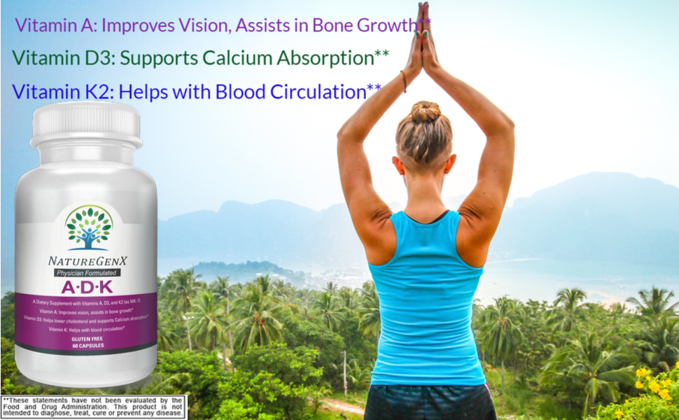 health bone pills vitamin adk supplement natural bone building supplements adk 10 supplement