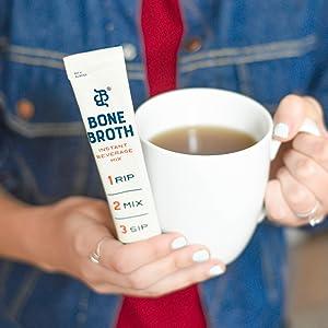 bone broth drink