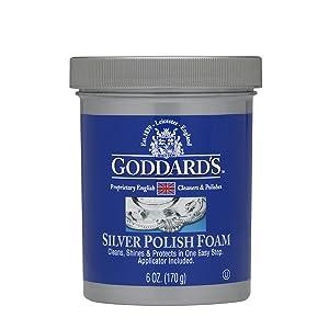 sliver polish foam