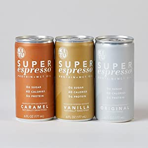 espresso coffee cans