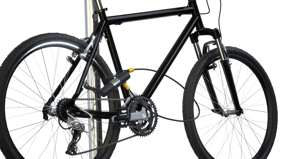 Sigtuna Bike Lock 16mm Heavy Duty Bicycle Lock With