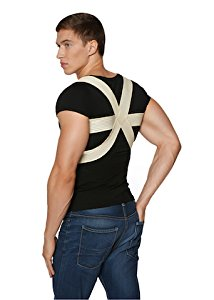 Size 5 - Nude BeFit24/® Posture Corrector for Women and Men Under Clothes Shoulder Support Brace Slouching Correction Neck and Clavicle Pain Relief Adjustable Upper Back Straightener