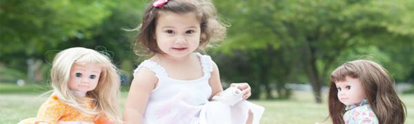 Ask Amy Doll, smart baby doll, educational dolls, preschool dolls, dollhouses, girls dolls
