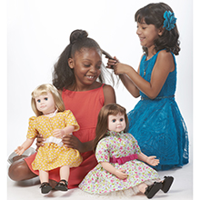 truly interactive doll