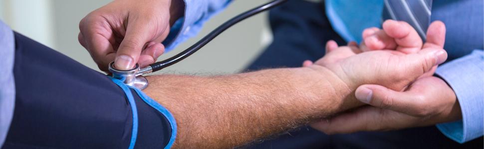 blood pressure stethoscope