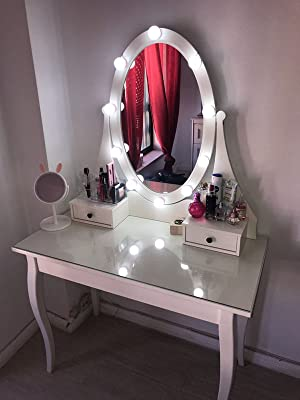 Amazon Com Lvyinyin Vanity Lights Kit Hollywood Style