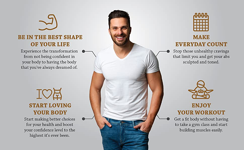 9f016df0 man smiling with the following callouts best shape of your life, make  everyday count,