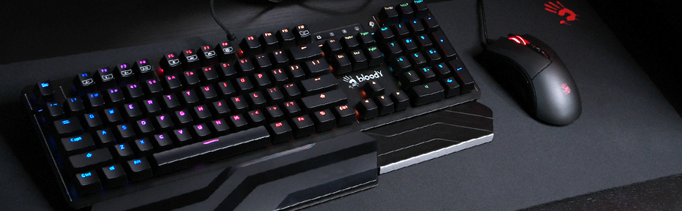 silent smooth optomechanical chroma mechanical razer corsair cherry logitch steelseries Bloody