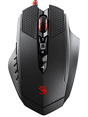 Optical Switch Gaming Mouse Light Strike 0.2ms Razer Logitech Deathhadder Corsair SteelSeries G Game