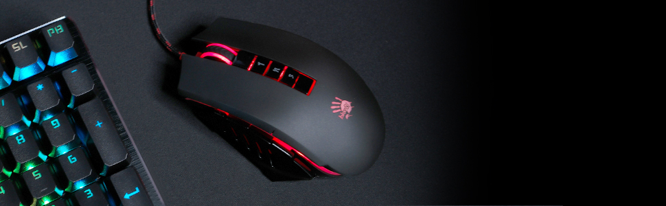 Optical Micro Switches Razer Deathhadder Corsair M65 Logitech G502  Steelseries Rival Bloody Gaming