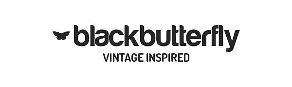 BlackButterfly - Vintage Inspired