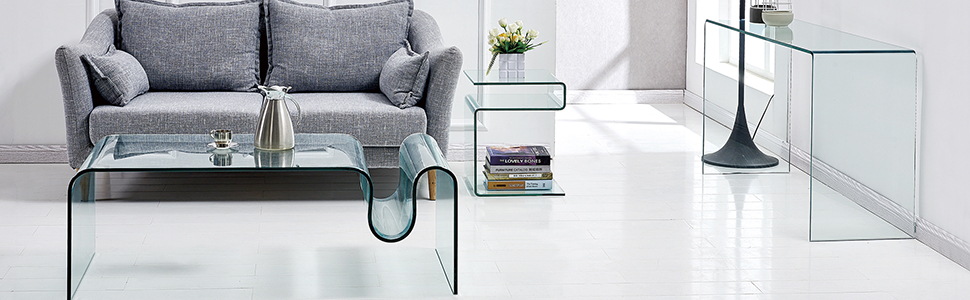Acrylic Coffee Table 44