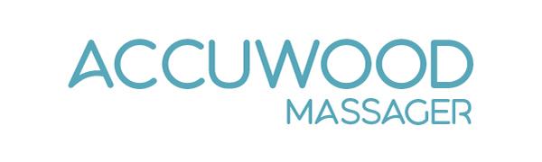 accuwood massager logo