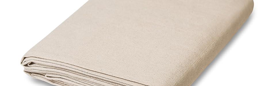 canvas drop cloth, canvas dropcloth, painter's tarp, drop cloth, spill protection