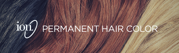 ion Permanent Hair Color