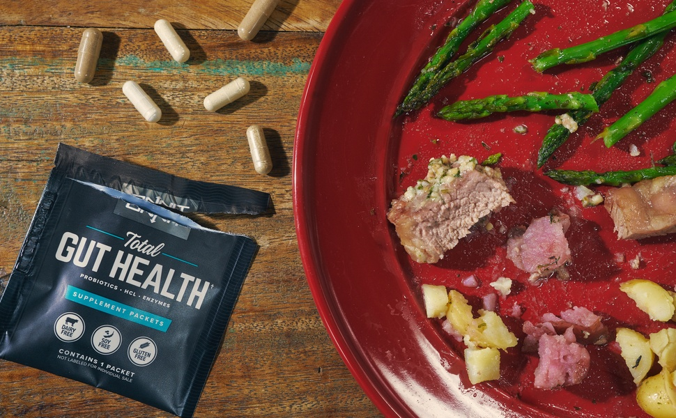 Total Gut Health with Meal