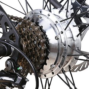 500w motor