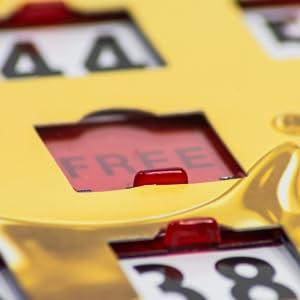 shutter bingo cards