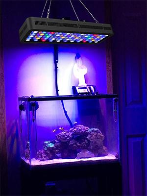 LED aqaurium light