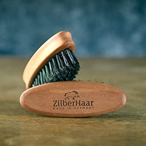 beard brush, pocket,
