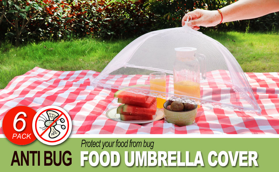 food covers for outdoors