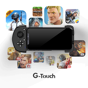 Built-in G-Touch Technology