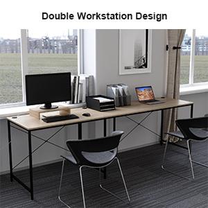 Two Desk Design
