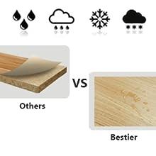 bestier high quality wood