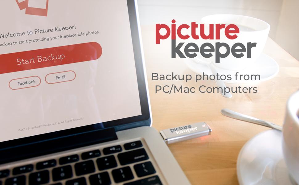Picture Keeper, USB Flash, SMART USB, Iphoto stick, photo stick,