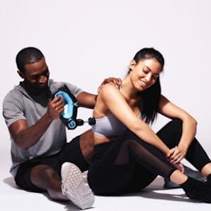 Amazon Com Theragun G2pro Professional Massager Health