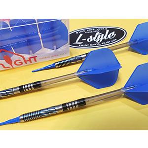 L-Style Champagne Dart Flights EZ L1 Standard