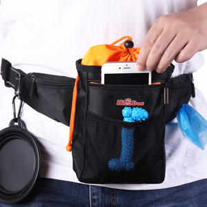 dog treat pouch for dog training