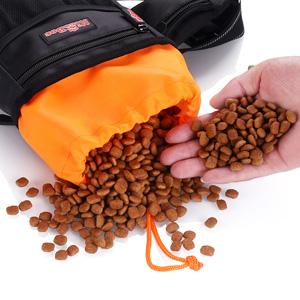 dog training pouch for treat reward