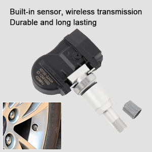 ECCPP Automatically Recognized TPMS Tire Pressure Monitoring System Sensor 315 MHz Fits for 2010 Toyota Land Cruiser 42607-48010