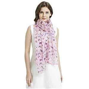 butterfuly scarf