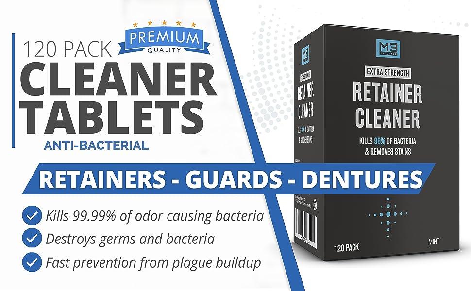 retainer cleaner